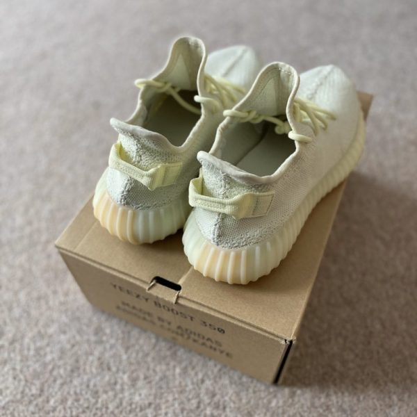 Adidas Yeezy Boost 350 V2 Butter Yellow
