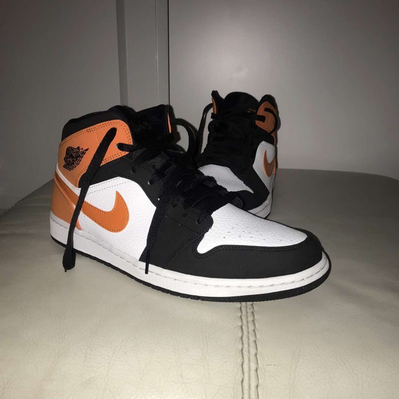 Air jordan 1 'Shattered Backboard'