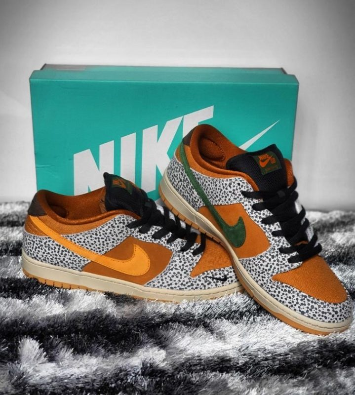 Nike Safari Dunks