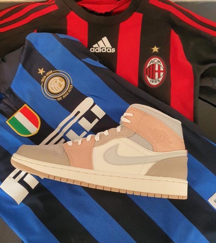 Jordan 1 Milan
