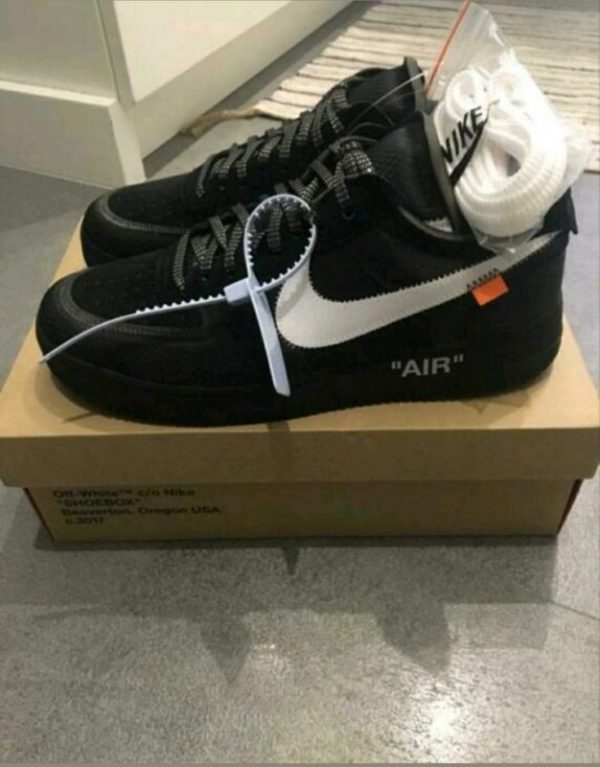 Off-White Nike Air Force