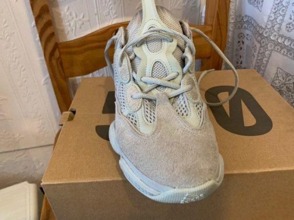 Adidas Yeezy 500 Salt UK 7