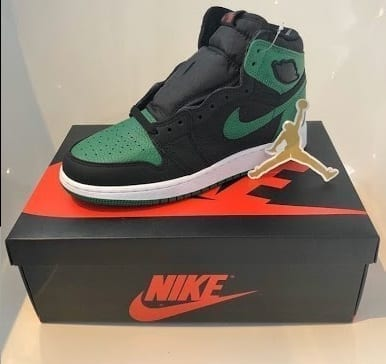Air Jordan 1 Pine Green UK