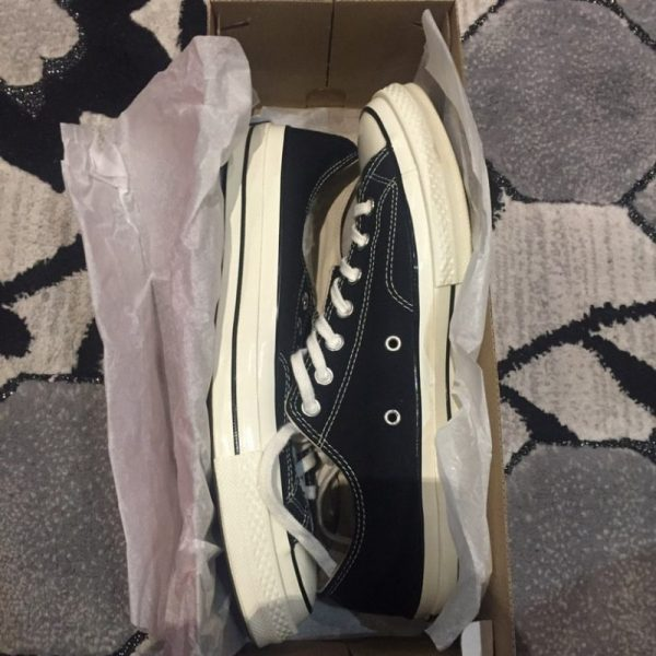 Converse All Star Ox 70's UK 10.5