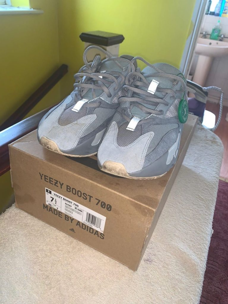 Yeezy Boost 700 UK 7