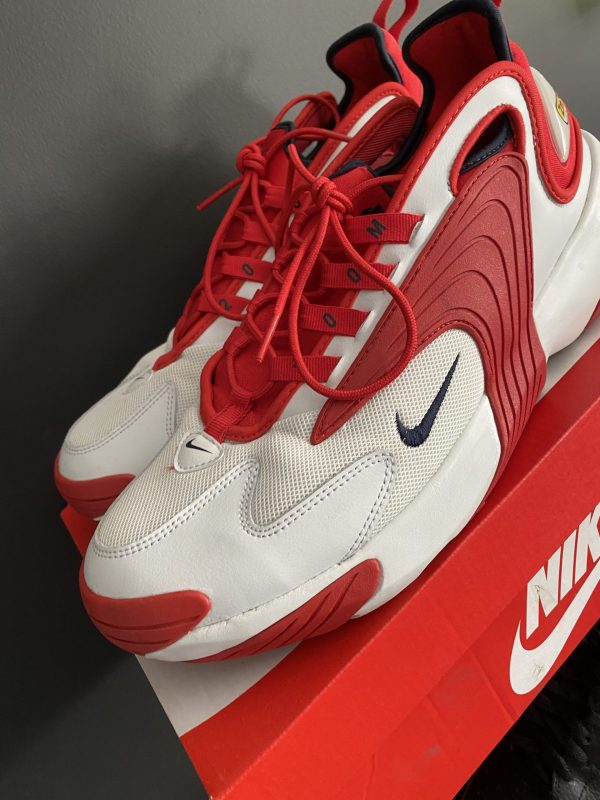 Nike Zoom Red White
