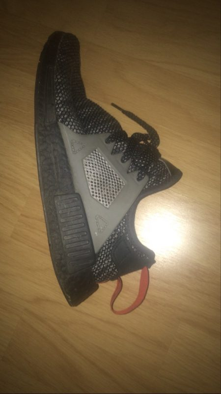 adidas NMD XR1 Black Duck Camo UK 8