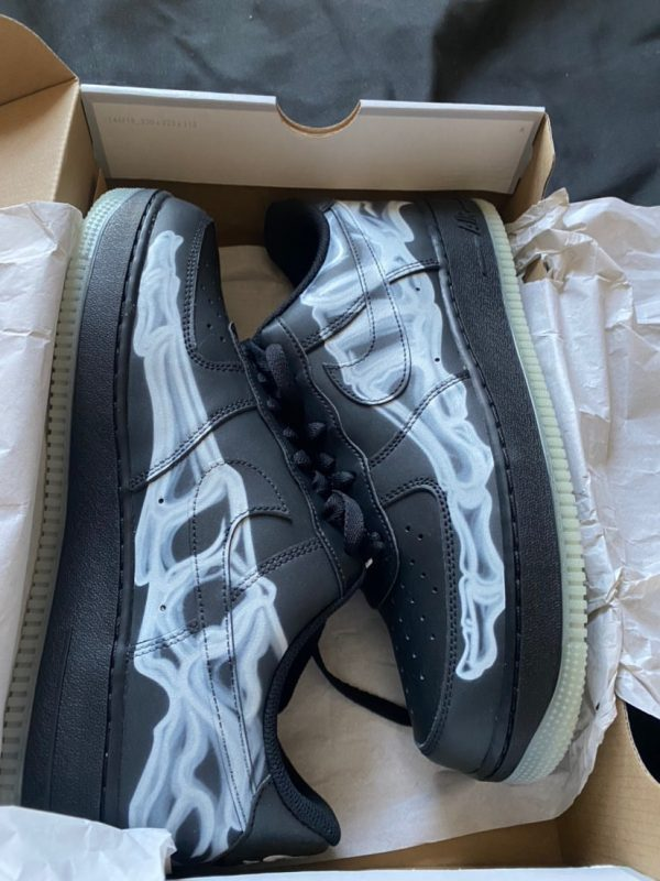 Air Force 1 '07 Skeletons QS