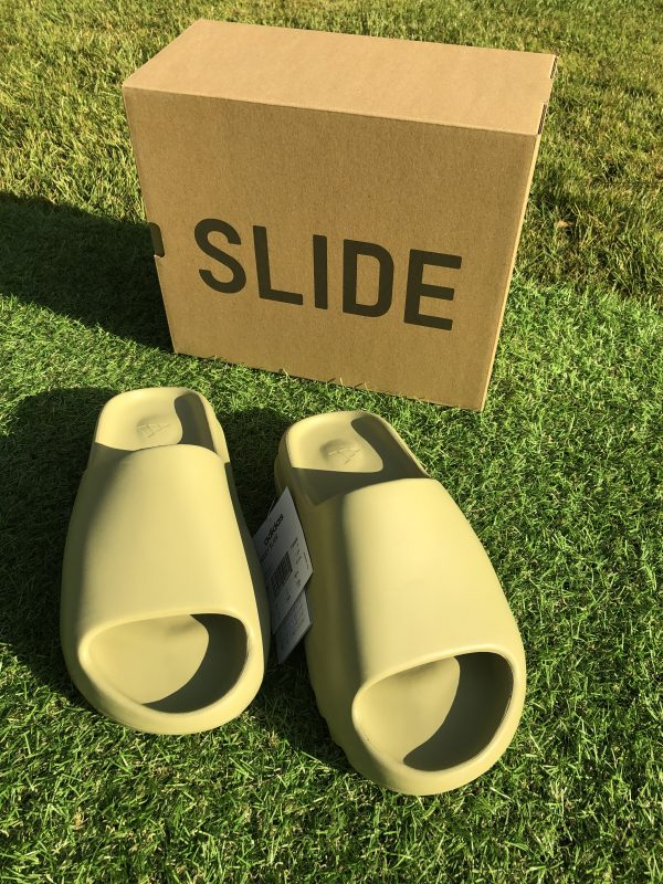 Yeezy Slide Resin UK 7