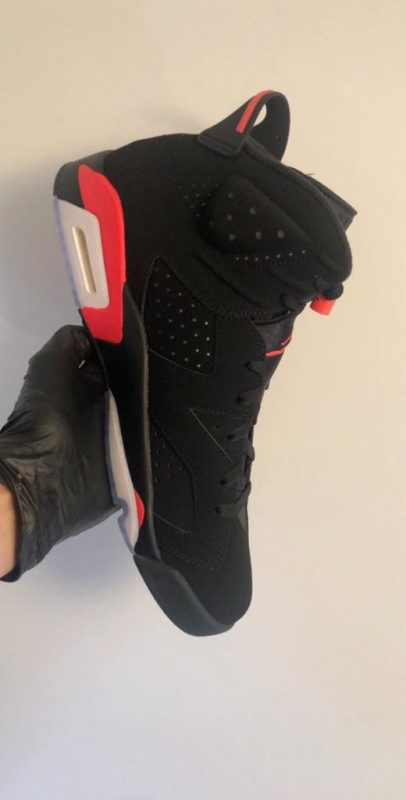 Air Jordan 6 Retro 'Infrared 2019