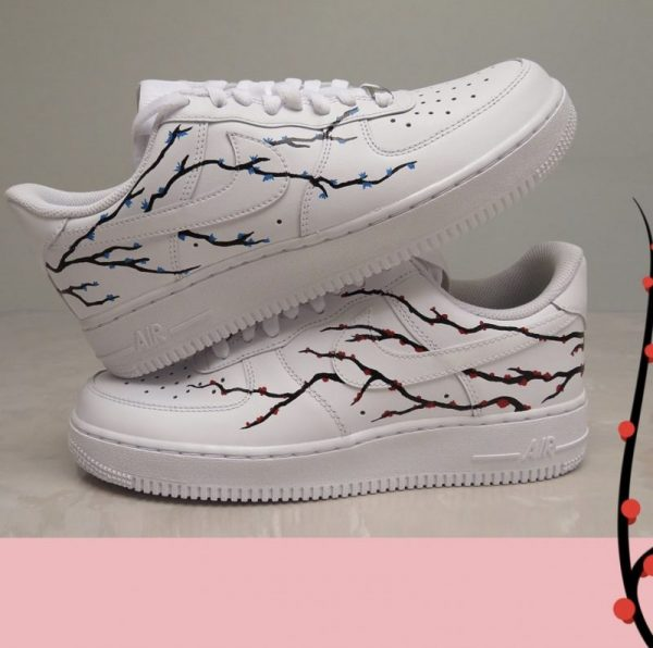 Custom Air Force 1 'What are they' UK 7
