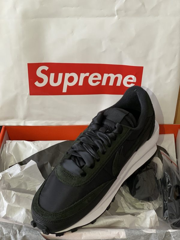 Nike Sacai Nylon LDWaffle Black