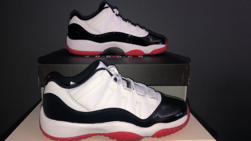 Jordan 11 Retro Low Concord Bred (GS)