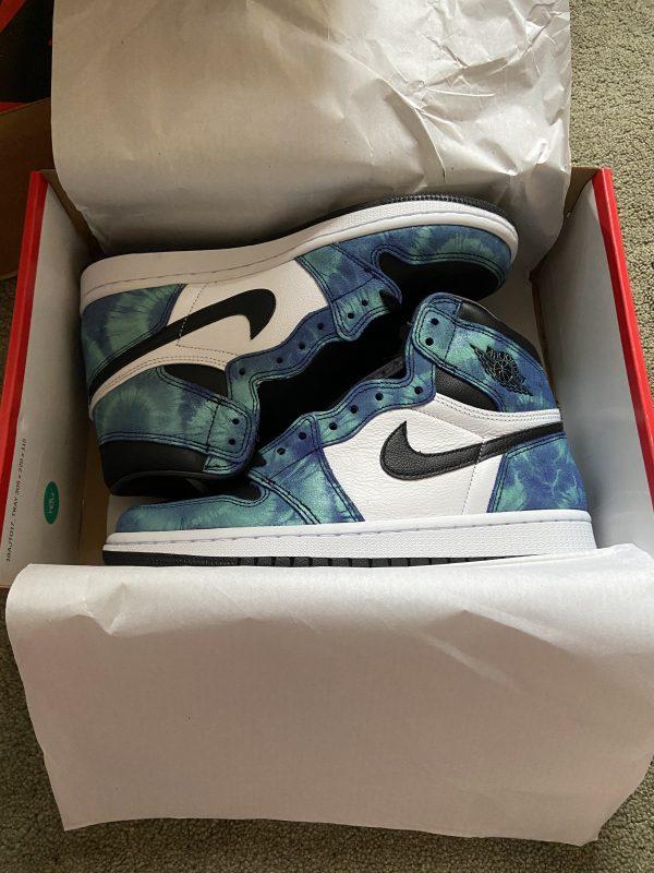 Nike Jordan 1 High 'Tie Dye'