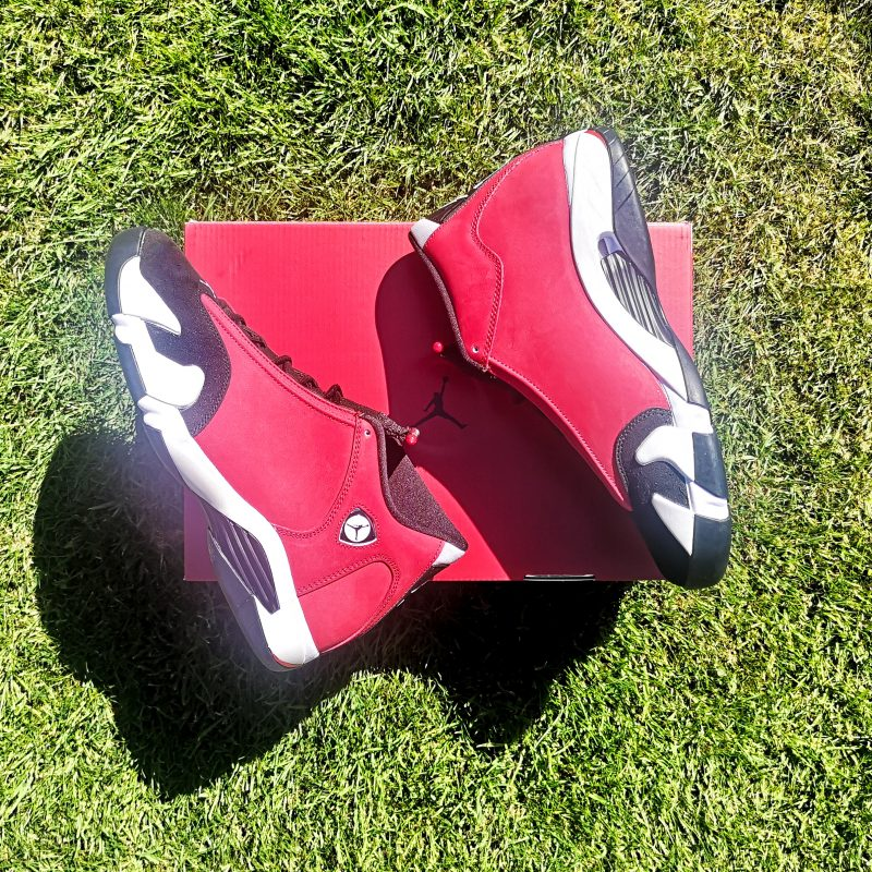 Air Jordan 14 Retro Gym Red Toro