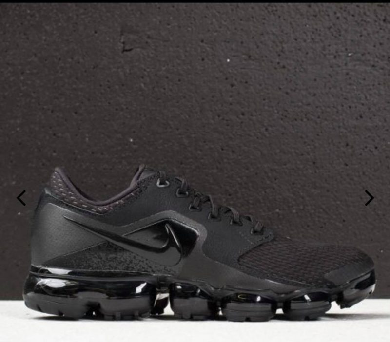 Nike Air VaporMax CS Triple Black