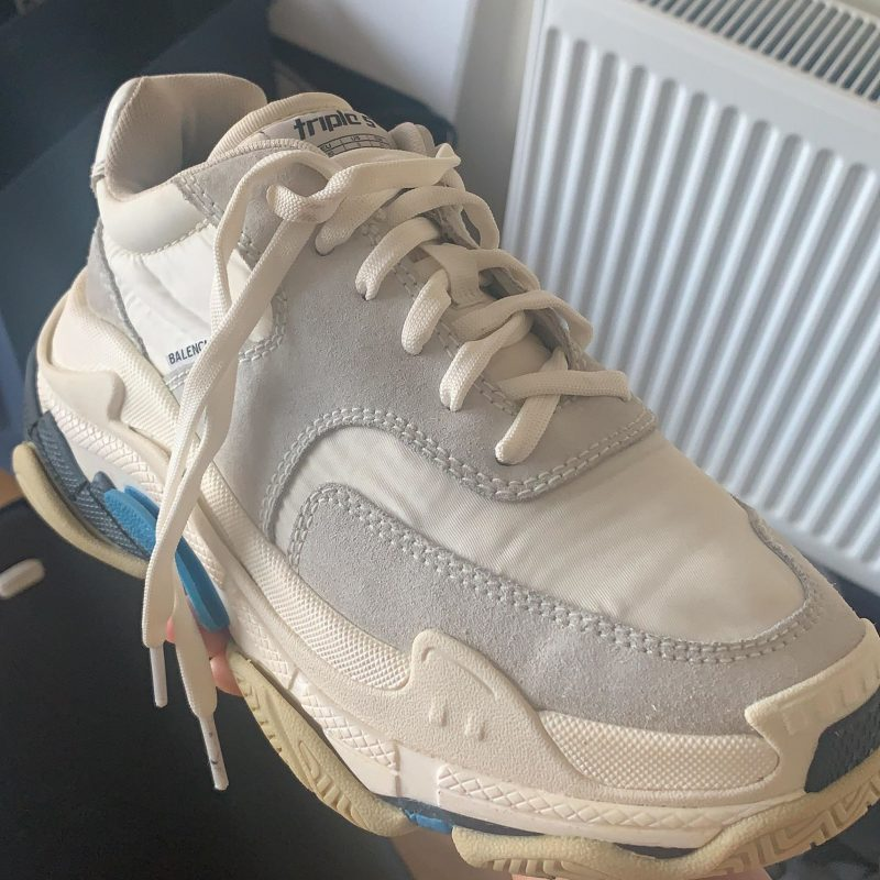 Balenciaga Triple S 2.0 White/Cream