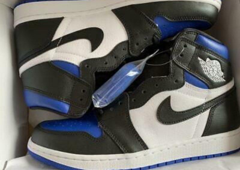 Jordan 1 Royal Toe