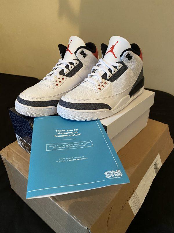 Jordan 3 SE Denim