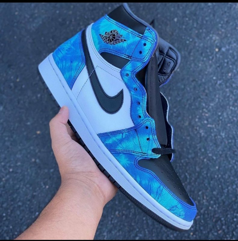 "Air Jordan 1 High OG WMNS ""Tie-Dye"""