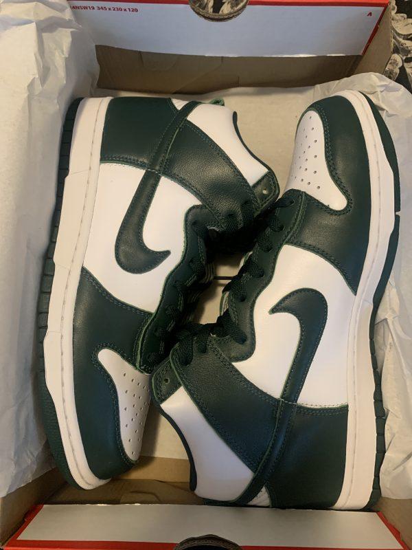 Nike Dunk Hi 'Pro Green'