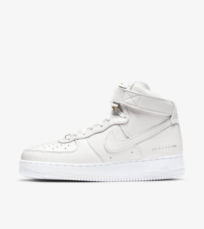 Nike Air Force 1 high x ALYX triple white