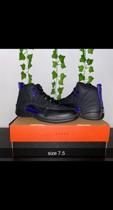 Jordan Retro 12 Dark concord
