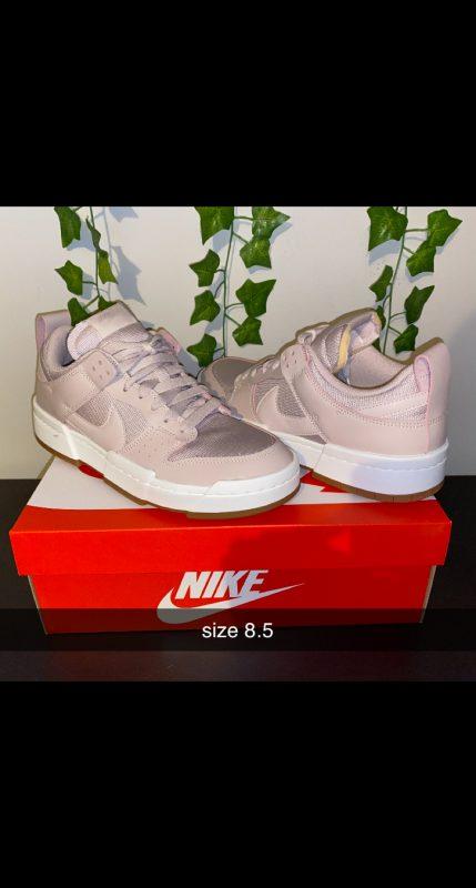 Nike dunk Low disrupt pink