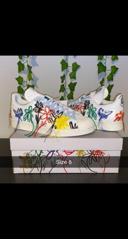 Dean Weatherspoon x Adidas