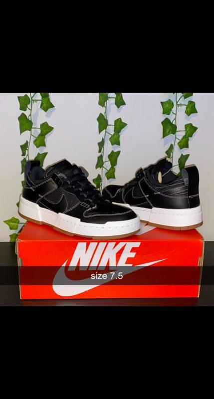 Nike dunk Low disrupt gum