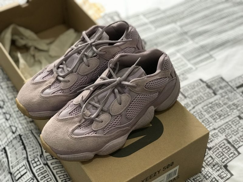 Adidas Yeezy Boost 500 soft vision