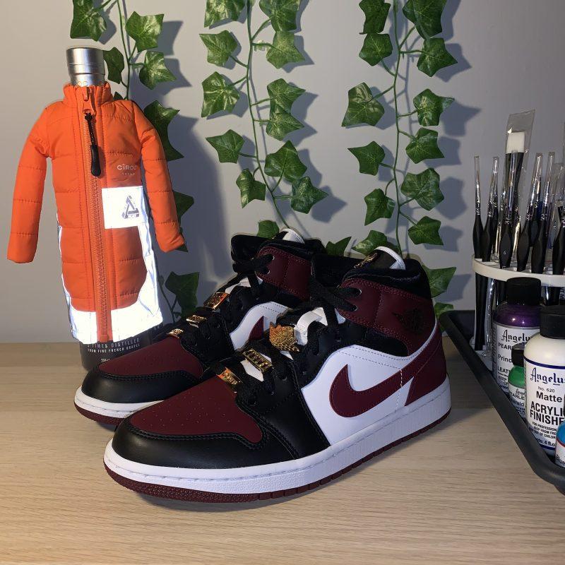 Jordan 1 beetroot