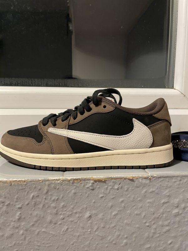 Nike Jordan 1 retro low OG travis Scott cactus jacks