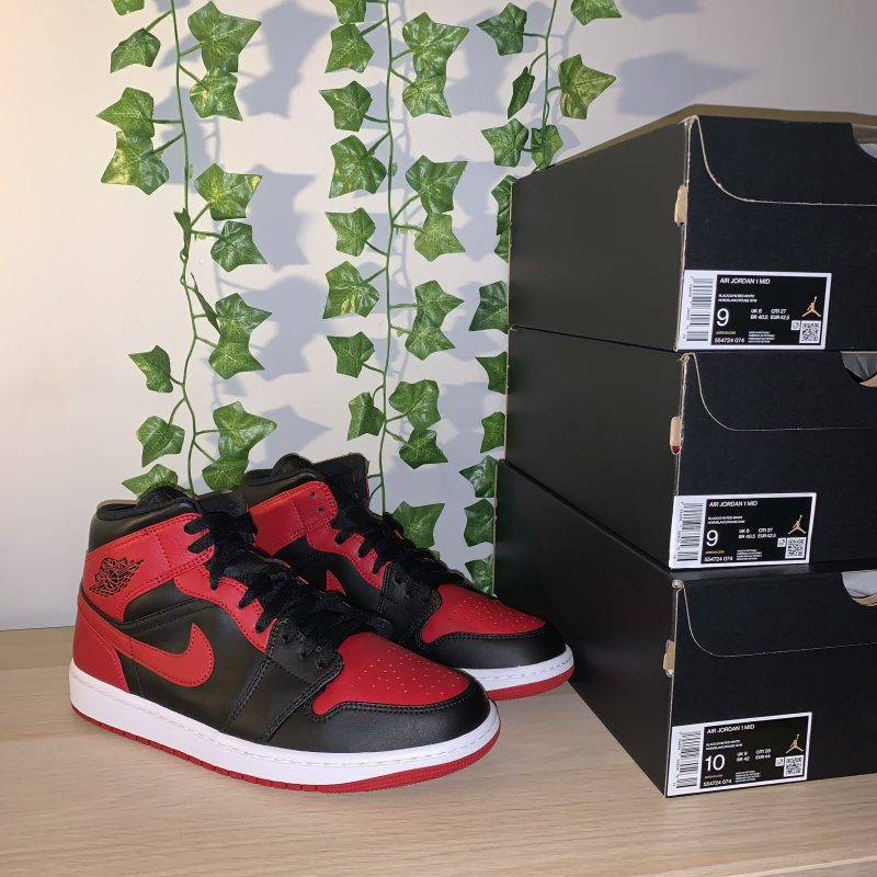 Jordan 1 banned
