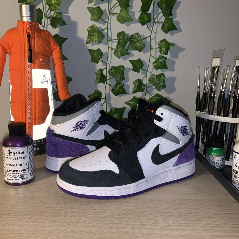 Jordan 1 varsity purple