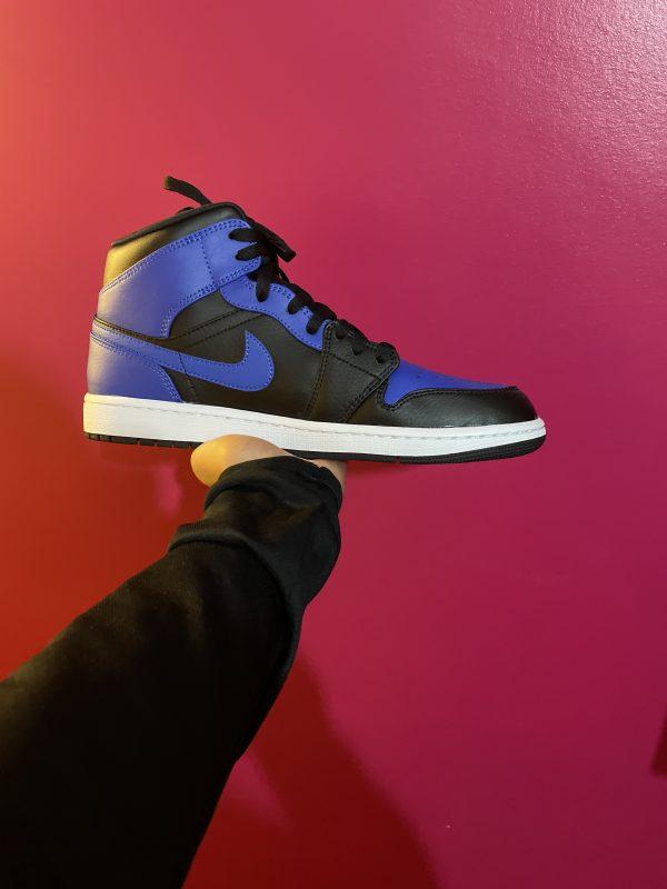 Jordan 1 royal blue mids