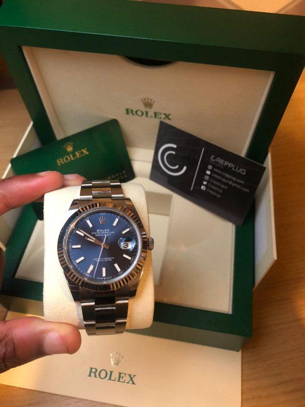 Rolex Datejust 41 #126334