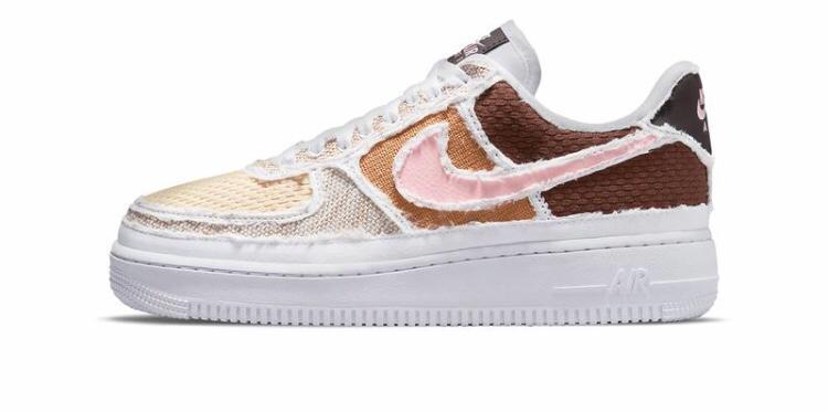 Nike air force 1 low Reveal Fauna Brown