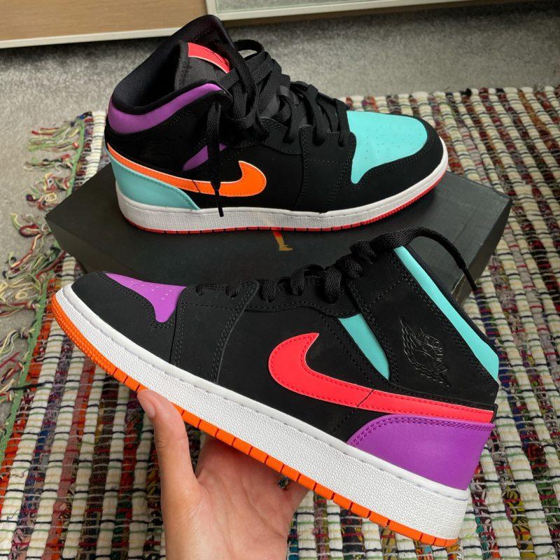 Jordan 1 Mid Candy (GS)